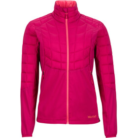 Marmot Featherless Hybrid Jacket Women sangria